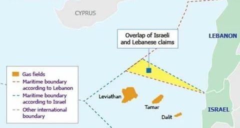 граница израиль